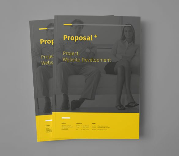 49 best proposal templates images on Pinterest Proposal - microsoft word proposal template free download