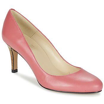 Boty Ženy Lodičky Betty London AMUNTAI Růžová