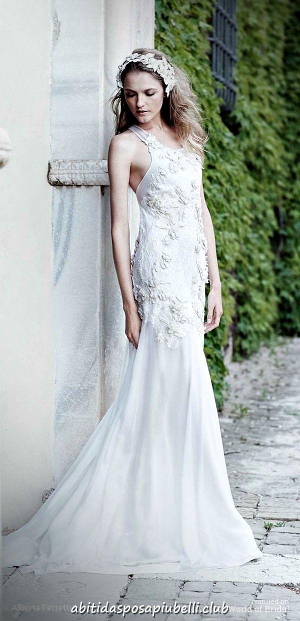 low priced 26552 b2109 Alberta Ferretti 2018 Abiti da sposa collezione Forever ...