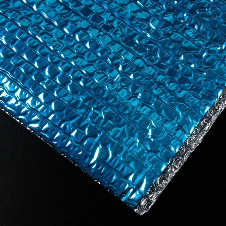 Burbuja metalizada colores. ¡Novedad! Embala y decora. Para interiores, escaparates... En 10 colores.  #MWMaterialsWorld
