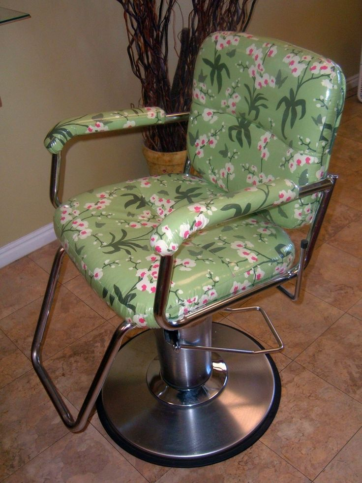 I M Thinking I Need To Give That Old Salon Chair I Bought