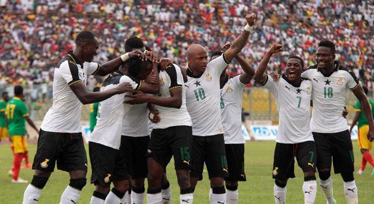 Mexico vs Ghana Live Stream International Friendlies Match