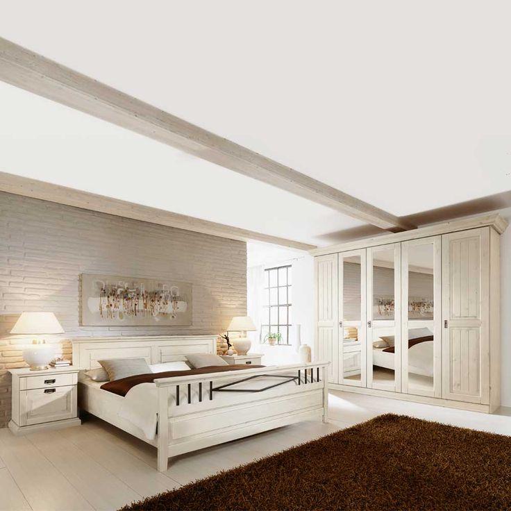 Die besten 25+ Schlafzimmer komplett massivholz Ideen auf - schlafzimmer set 140x200