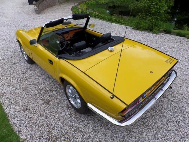 Triumph SPITFIRE 1500 TC Cabriolet 1980