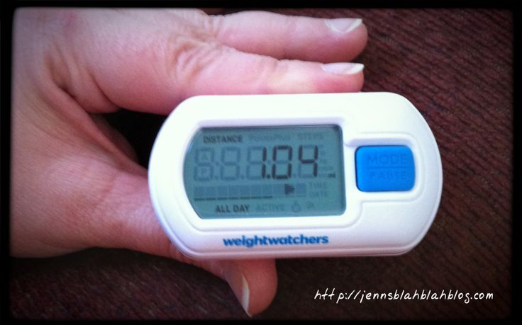 Weight Watchers Pedometer Review