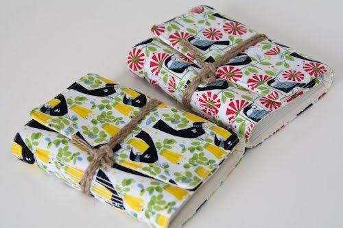 Tui journals handmade by Mettāville