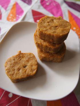 「【ハロウィン】パンプキンブラウニー」イクノ   お菓子・パンのレシピや作り方【corecle*コレクル】