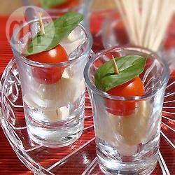Mini Caprese Salads @ allrecipes.com.au