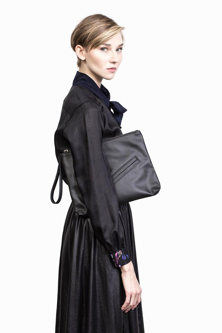#bagsbylenka LINA BLACK / www.bagsbylenka.com