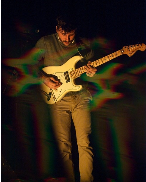 John Gourley from Portugal. The Man