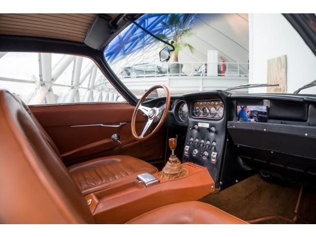 Oldtimer Lamborghini Price winning Original car-Concour Condition- - 20