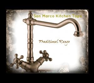 San Marco Kitchen Taps – Traditional Kitchen Taps Guide