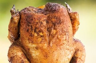 How to start - How to make smoked beer can chicken