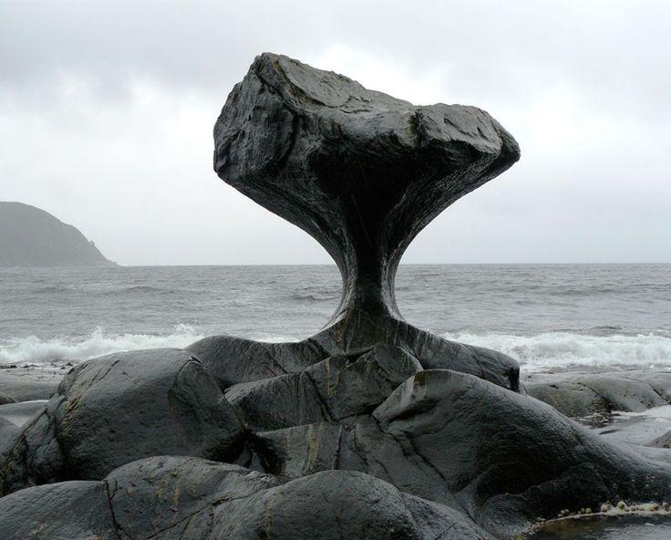 « Kannesteinen Rock », le fameux rocher norvégien.