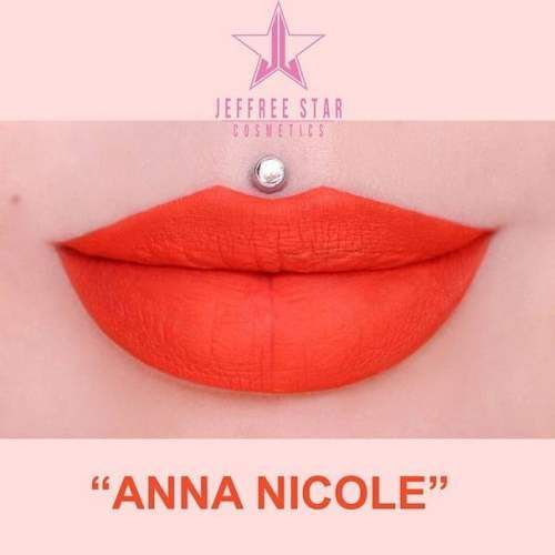 Anna Nicole Jeffree Star Cosmetics Liquid Lipstick - Cocktail ...