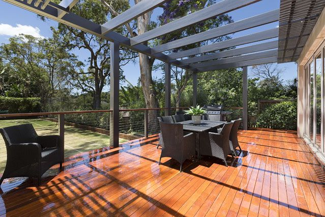 Turramurra House by Sydney residential #architects and #builders Chateau