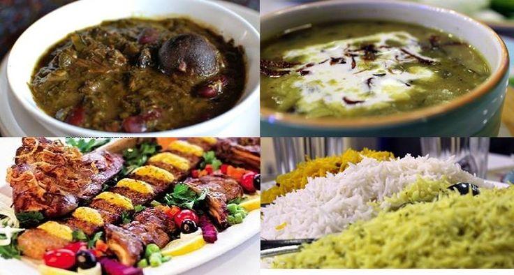 La gastronomia iraniana vanta una lunga storia e prestigiose tradizioni e viene trasmessa da madre a figlia. Il cibo ha una funzione centrale quando si tratta di fare onore a un ospite o di celebrare qualche ricorrenza speciale, come il Nowruz (il Capodanno iraniano). La maniera di servire il cibo deriva da antiche teorie mediche. ...