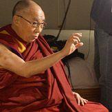 Hear the Dalai Lama speak. (Crossed off May 2010)