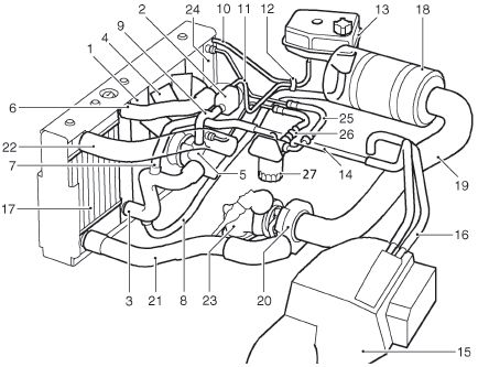 toyota engine schematic diagrams with Legendary Diesel Engine 300tdi on P 0900c152800882fc moreover Dodge Neon 2004 Dodge Neon 2004 Neon Camshaft Position Sensor moreover Radiator removal and installation 190 additionally Manual transmission Constant Mesh gearbox moreover Toyota Corolla 1998 Toyota Corolla 5.