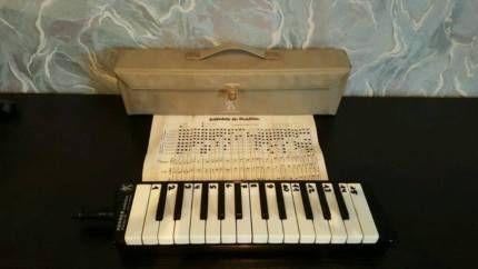Hohner Melodica Piano 26 in Nordrhein-Westfalen - Oberhausen   Musikinstrumente und Zubehör gebraucht kaufen   eBay Kleinanzeigen