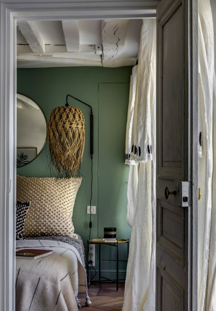 Bohemianchic style apartment in the heart of Paris in