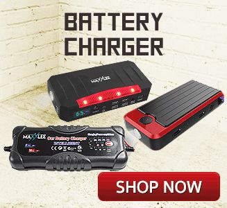 Car Battery Charger | Elinz
