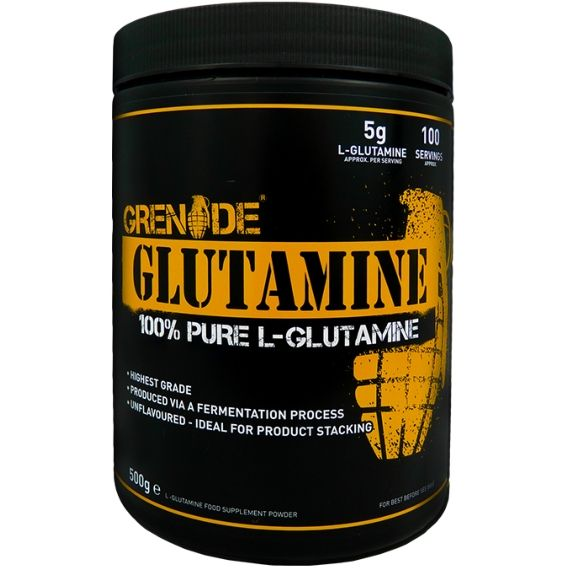 Grenade Essentials Glutamine | Amino Acids / BCAAs – The UK's Number 1 Sports Nutrition Distributor | Shop by Category – The UK's Number 1 Sports Nutrition Distributor | Tropicana Wholesale