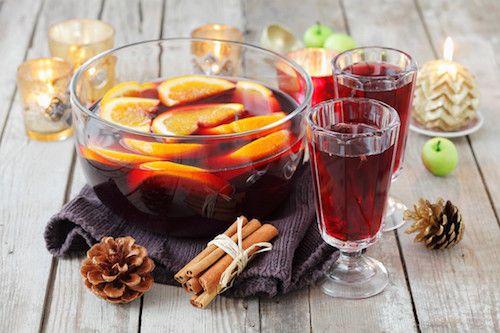 Thematic Diner: It's Christmas! #Noël #Réveillon Découvrez notre recette de Vin chaud de Noël