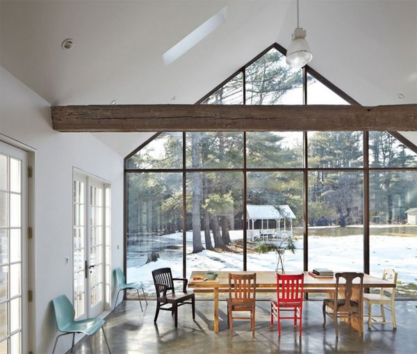 Floating Farmhouse Interior Design