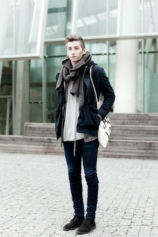 THESE GREY DAYS // christophwho.blogspot.com (by Christoph Schaller) http://lookbook.nu/look/765027-THESE-GREY-DAYS-christophwho-blogspot-com