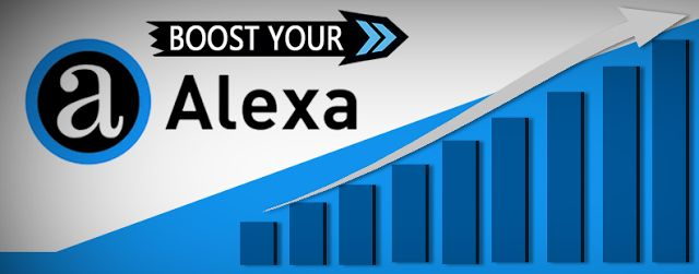 HOW TO INCREASE - BOOST ALEXA RANK OF YOUR BLOG