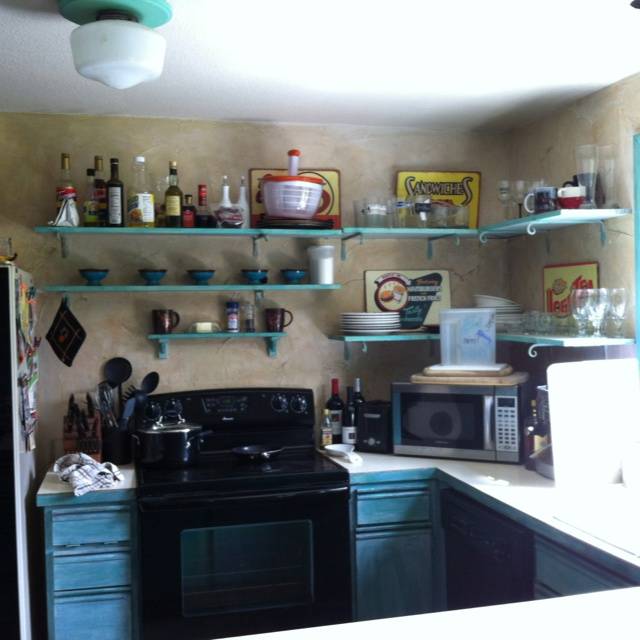 Kitchen Design 9 X 12: Kitchen- Cabinetless