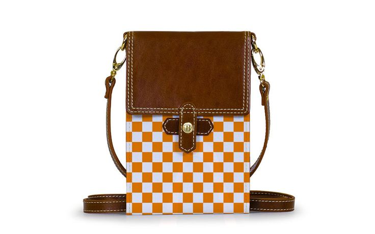 Barrington Gifts Stadium Crossbody PERFECT for #Tennessee Games!