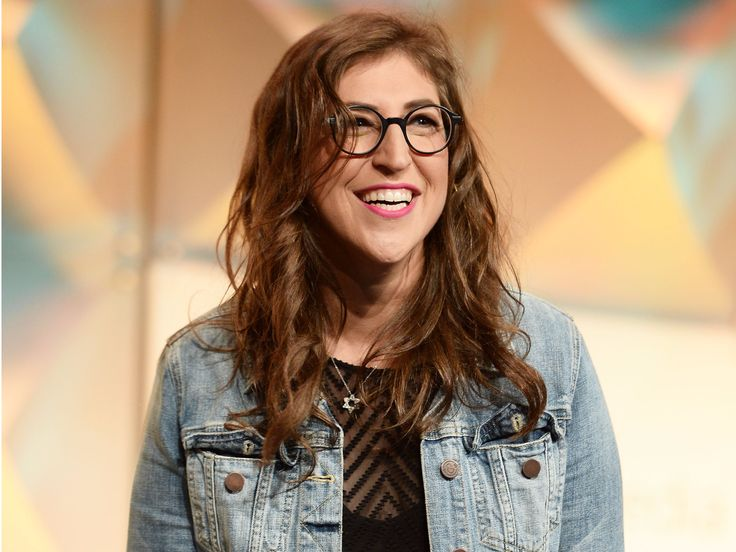 How a 'Big Bang Theory' episode inspired star Mayim Bialik to write a book for young girls