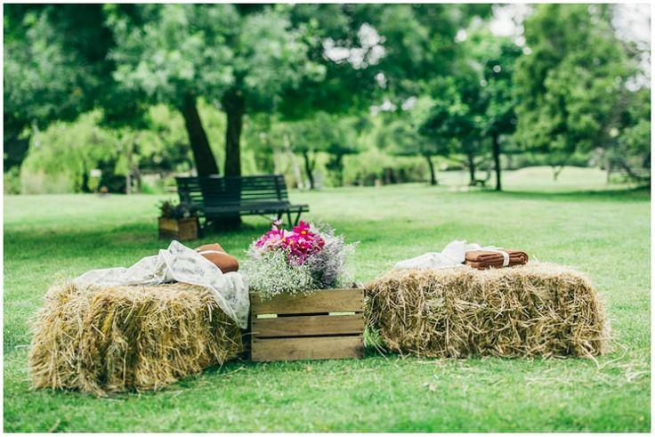 ETHAN+KAILEY » joseph koprek photography. #wedding #haybails