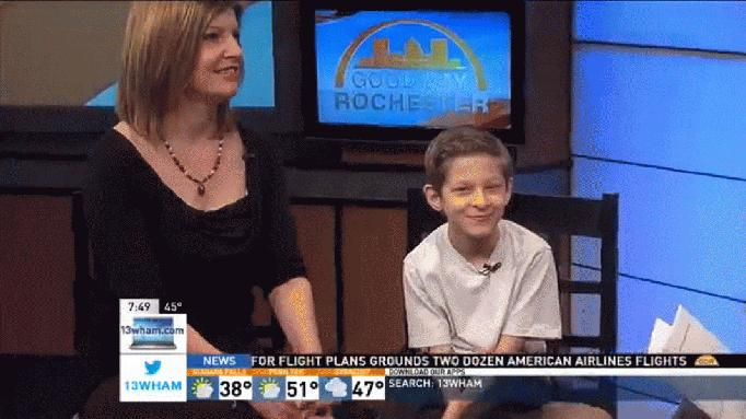Fanconi anemia (FA) is a rare, inherited cancer-prone disease that often leads to leukemia, bone marrow failure and physical abnormalities. The 5K for FA is coming up this weekend, benefiting Fanconi Anemia Research Fund. Race organizer Mary Ann Lana and her son Eli, who has FA, join us on Good Day Rochester. Eli has already gone through a bone marrow transplant to restore his immune system and has had several surgeries.