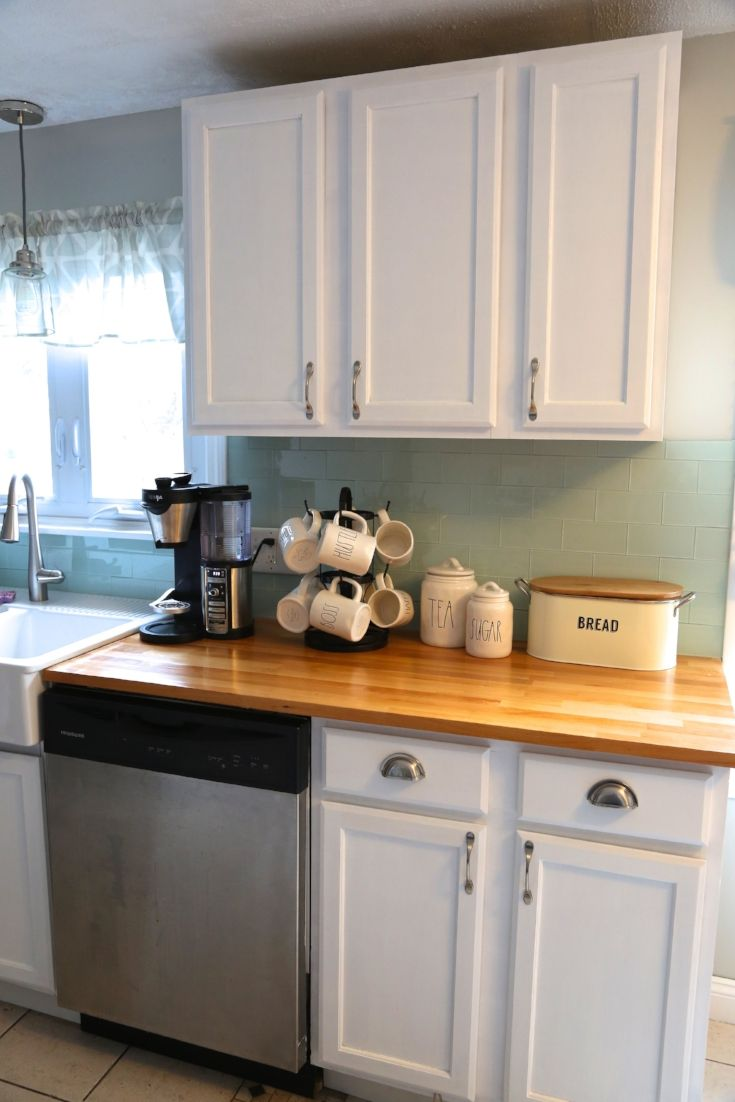 Adding crown molding to your kitchen cabinets | Kitchen ...