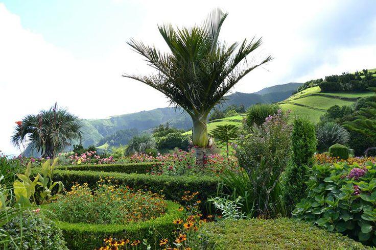 Sao Miguel islands, Nordeste (Public Gardens)