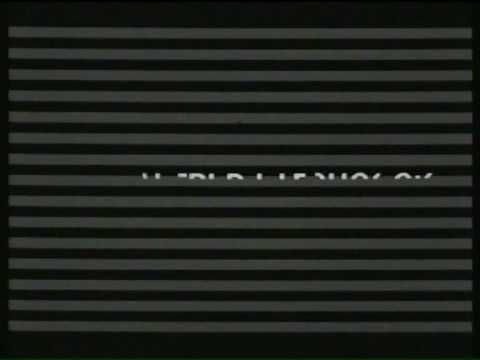 Saul Bass Title Sequence for Hitchcock's 'Psycho'. - YouTube
