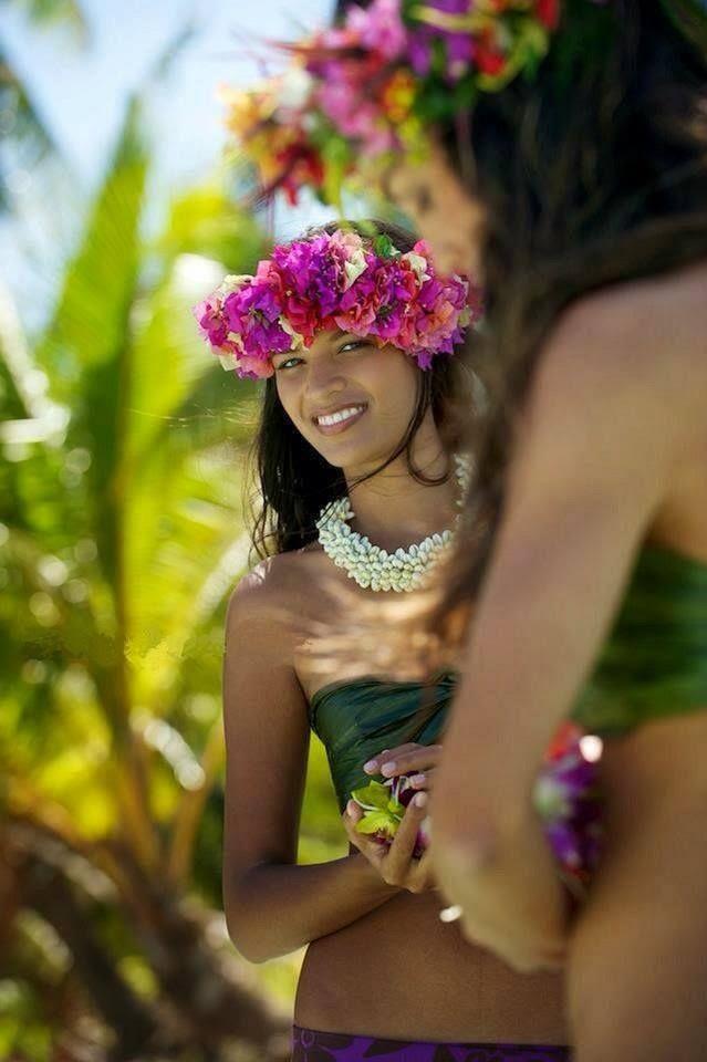 Pin De Paty Kauhana En Hulaori  Polinesia Francesa, Hawai -7480