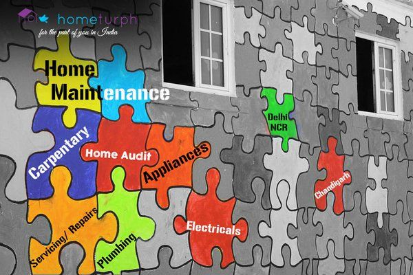 #HomeMaintenance is one of our premier #NRI #ServicesInIndia. Visit http://www.hometurph.com/  call +91-124-407-8556.