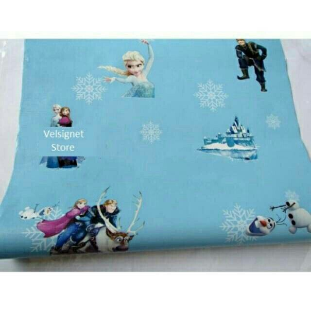 Saya menjual Wallpaper Frozen seharga Rp65.000. Dapatkan produk ini hanya di Shopee! http://shopee.co.id/velsignetstore/3990897 #ShopeeID