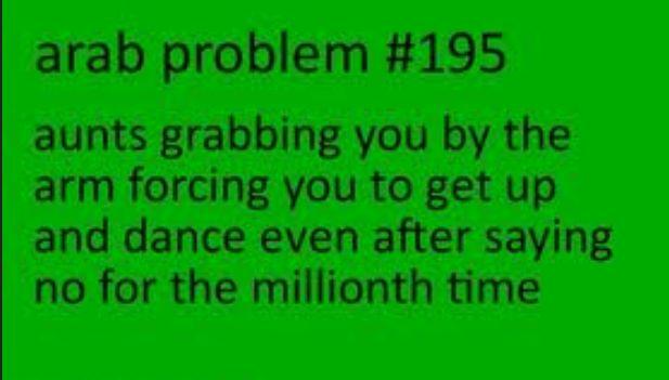 Arab Problems..