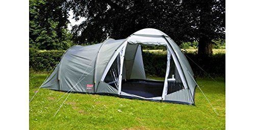 Coleman Camping Tent 5 Person Hiking Backpacking Tents Outdoor Travel Weather  #Coleman