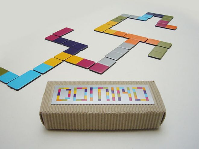 Atelier René Knip, color domino