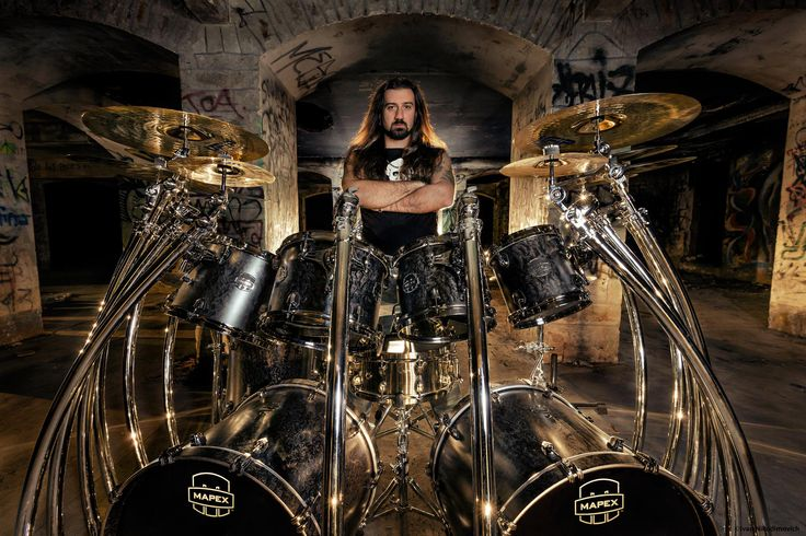 Gee Anzalone (Dragonforce)