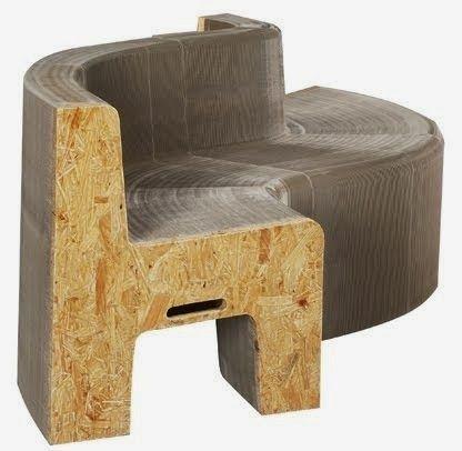 EN1GM4T1C4: Cadeira que vira Banco - Flexible Love Folding Chair