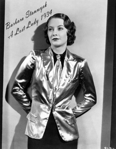 Una Dama Perdida - Barbara Stanwyck - 1934: