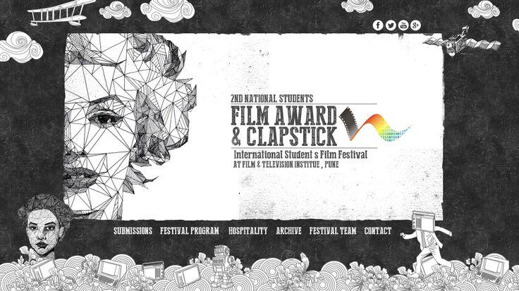 #srfti #filmaward #website #concept