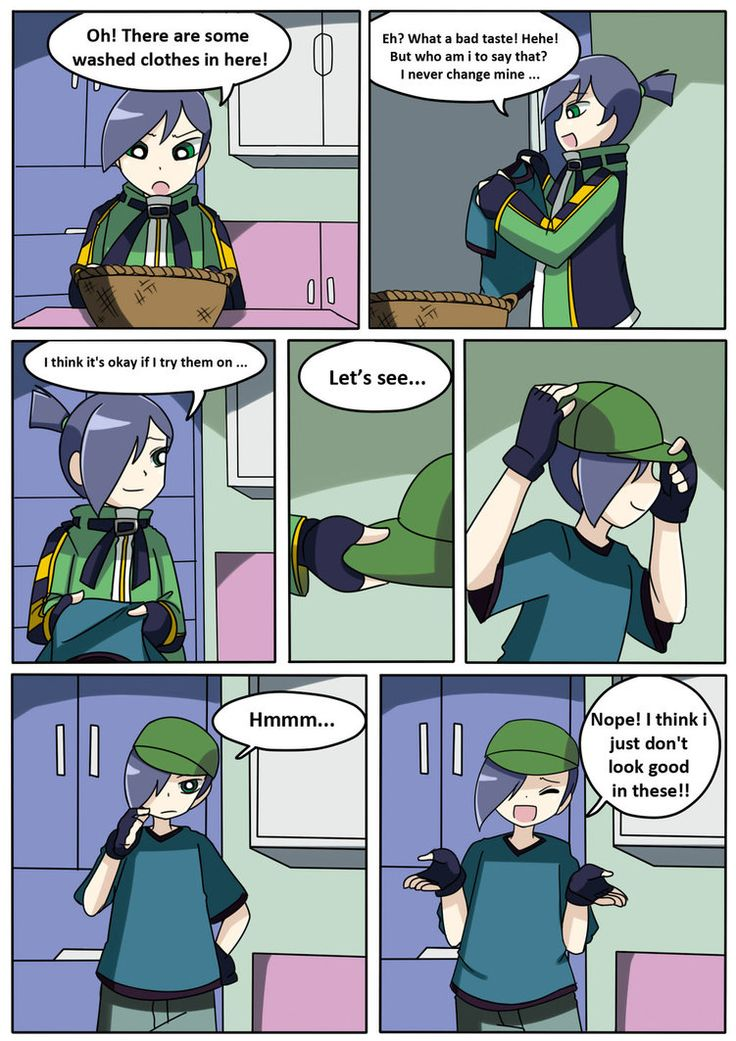 PPGZ - Chapter 2 - Pg. 14 by AlineSM on DeviantArt